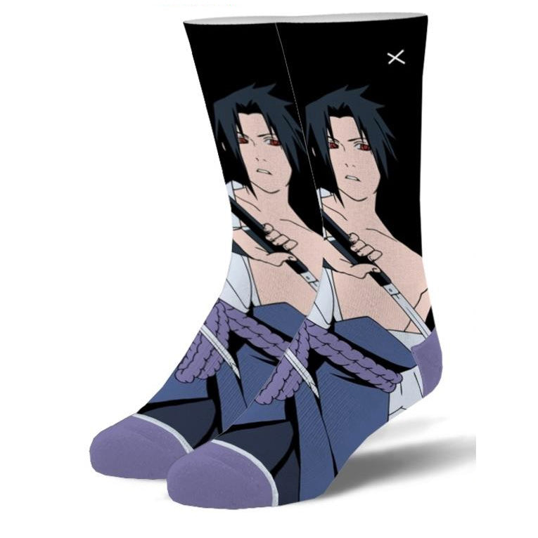Sasuke Mens Crew Socks