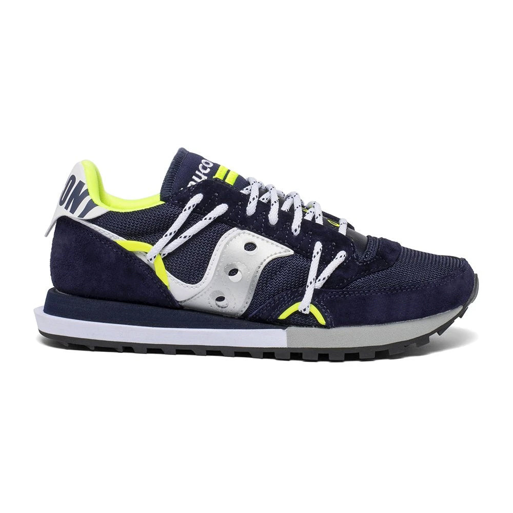 Saucony Jazz DST- Navy/Silver