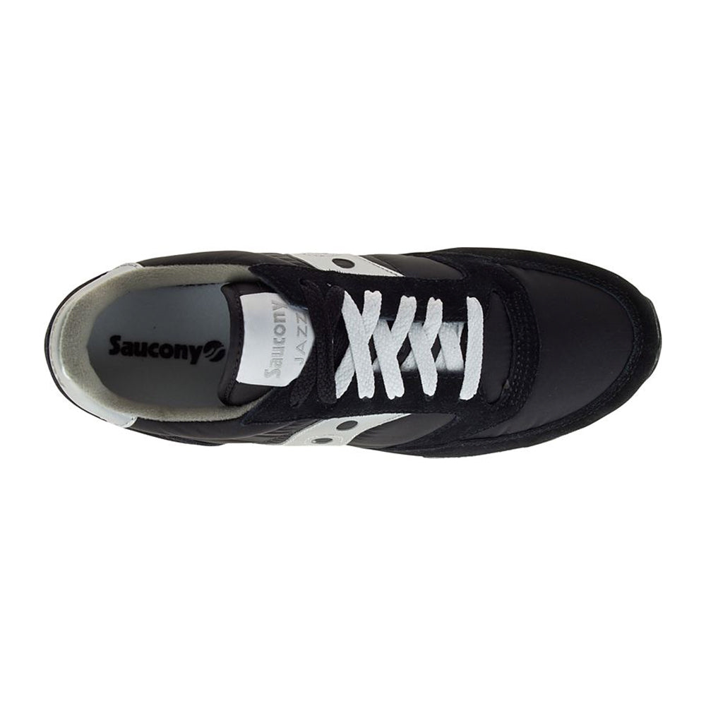 Saucony Men's Jazz Original- Silver/Black