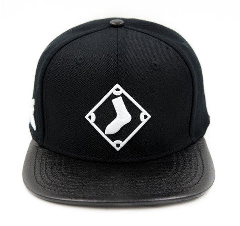 CHICAGO WHITE SOX ALTERNATE LOGO (Black)