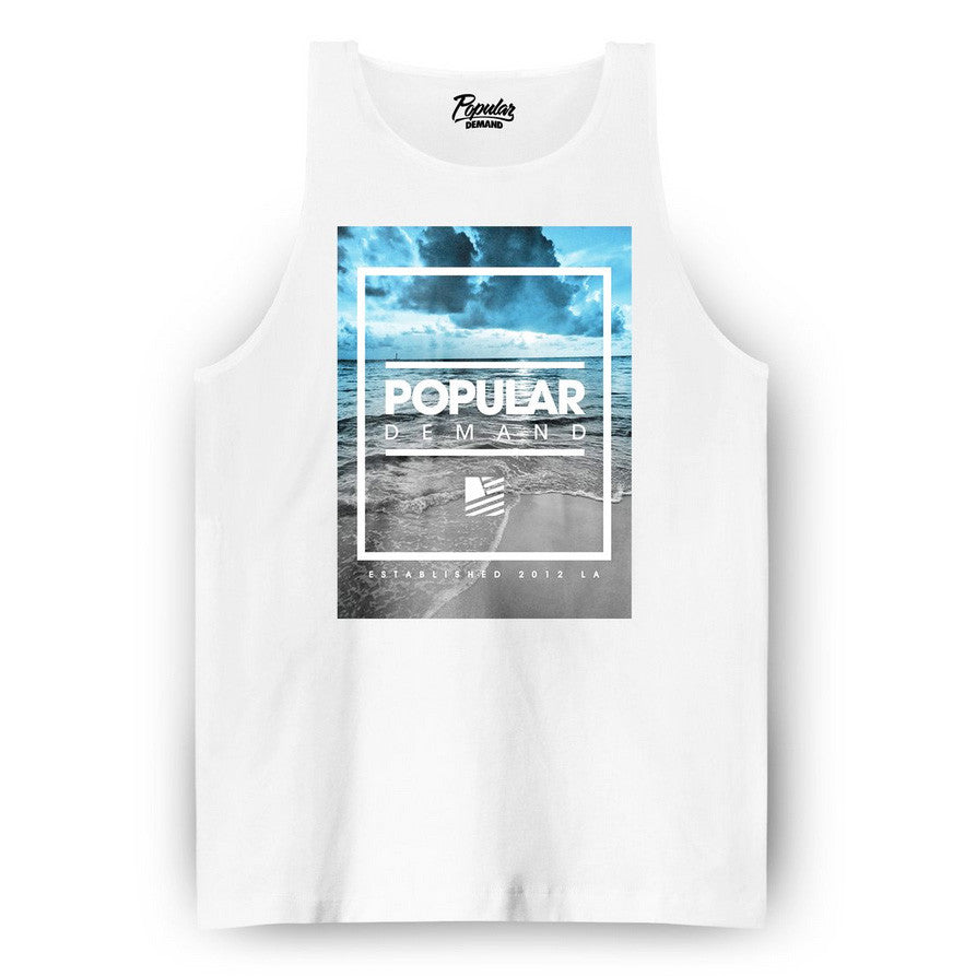 LA VIEWS BEACH TANK