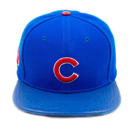 CHICAGO CUBS LOGO (Royal)