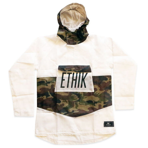 Forest Camo Anorak