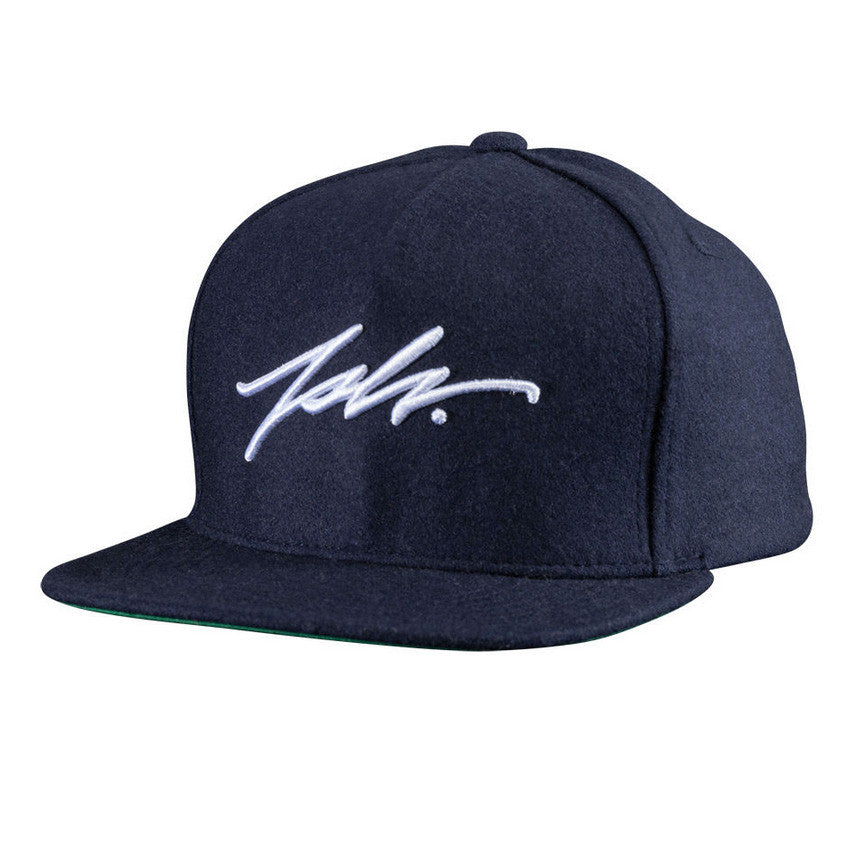 SIGNATURE WOOL SNAP BACK
