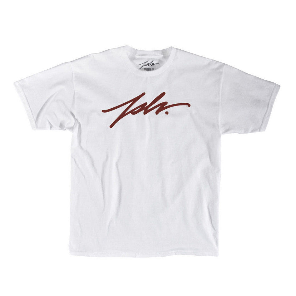 SIGNATURE SELECT TEE - White