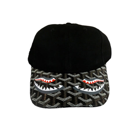 Black Shark Inspired Dad Cap