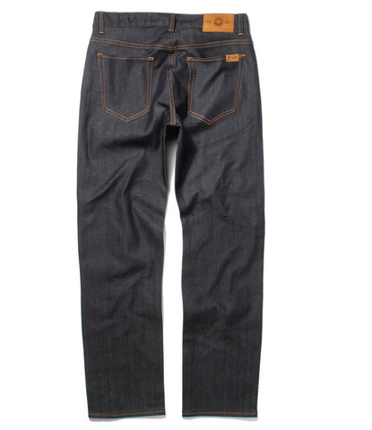 LRG True Taper Denim - Raw Indigo