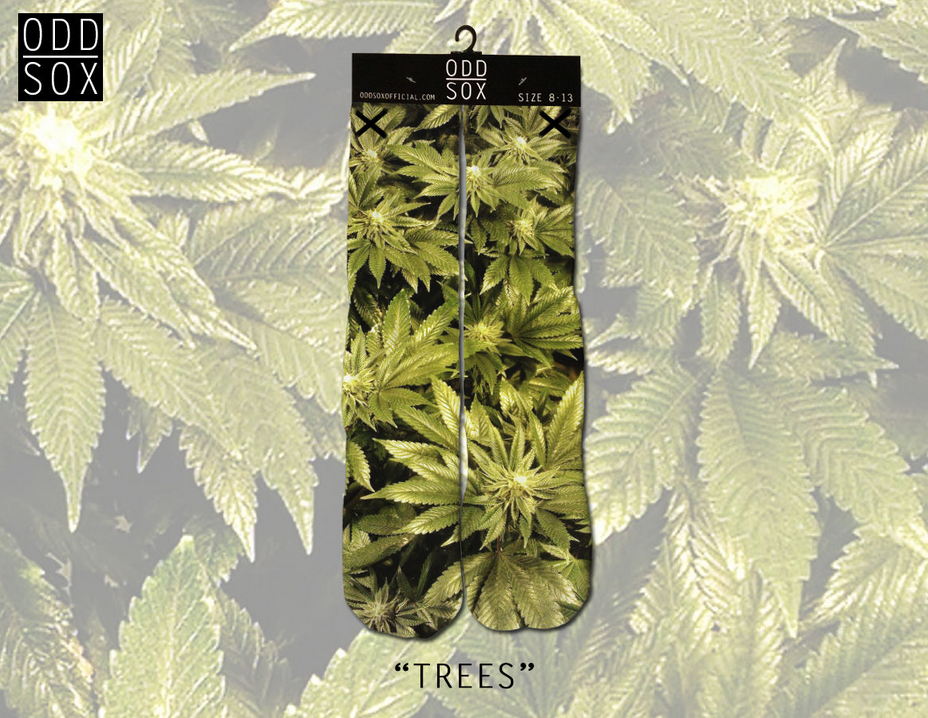 Trees Socks