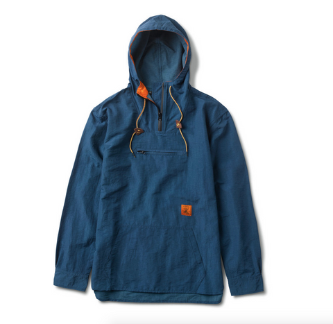 GAME ASSOCIATION ANORAK -Dark Blue