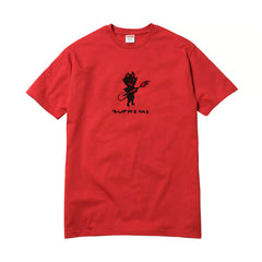 Supreme Devil Tee- Red