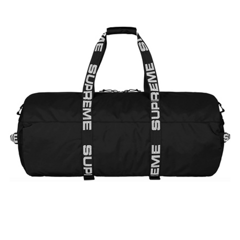 Supreme Duffle Bag FW18 (large) -Black