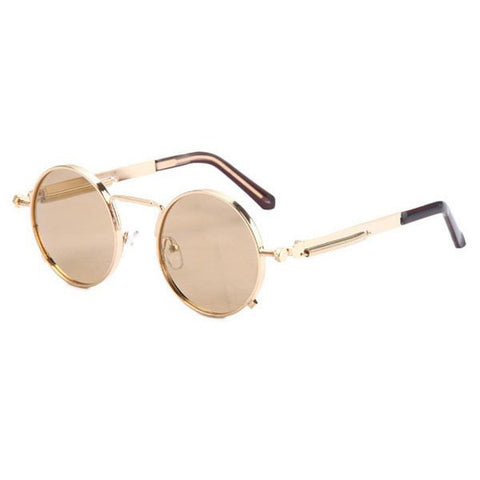 Sherlock Sunglasses (Gold)