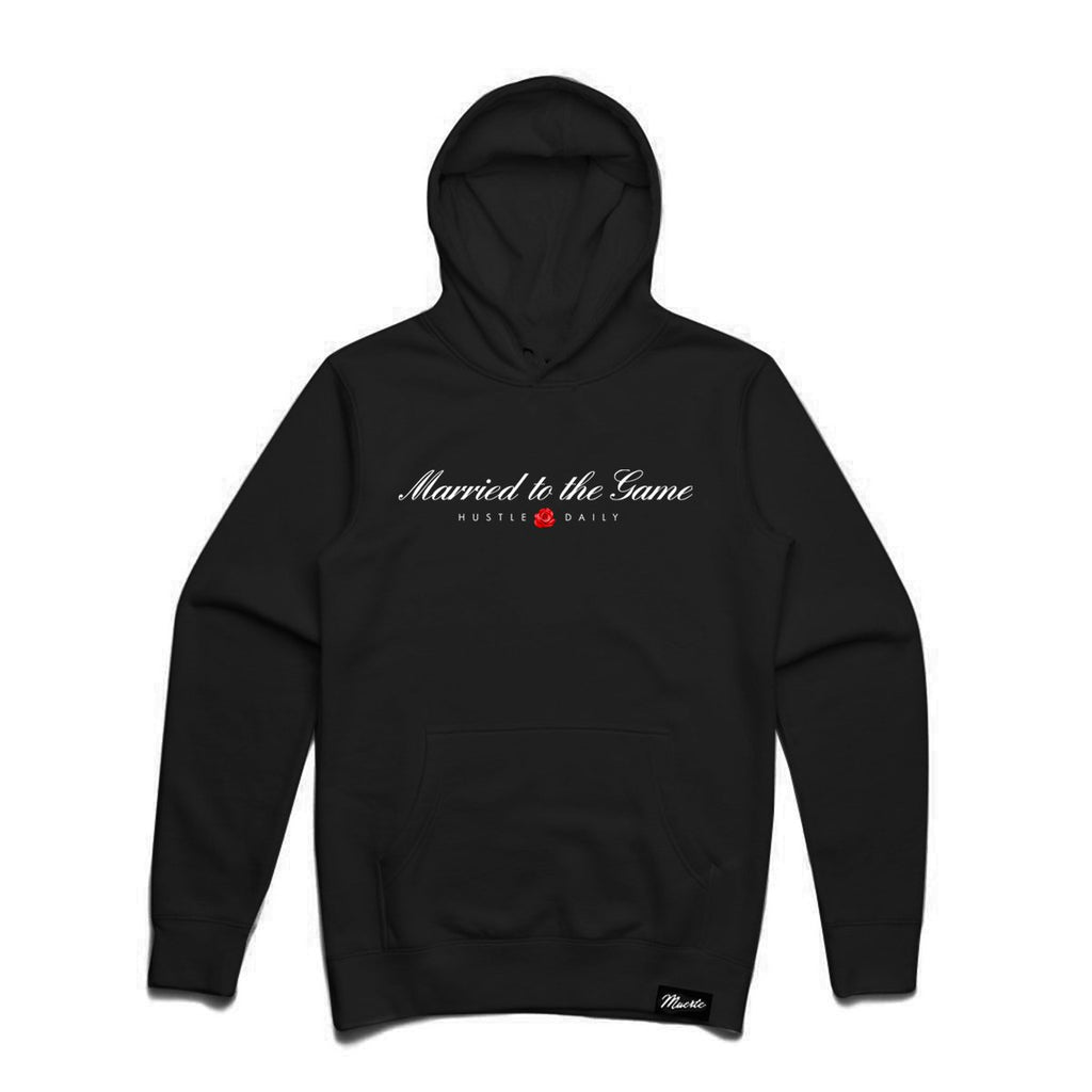 Sig Married to the Game Hoodie Big and Tall