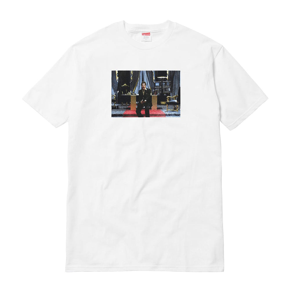 Supreme Scarface Friend Tee (White)