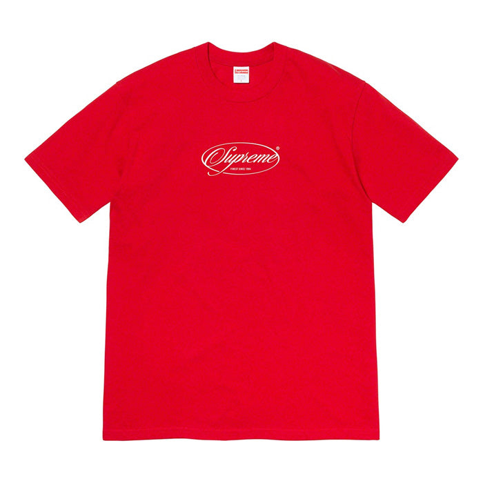 Supreme Finest Tee- Red