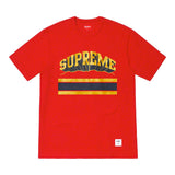 Supreme Cloud Arc Tee- Red