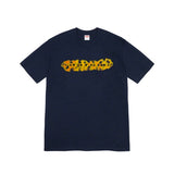Supreme Everything Is Shit Tee- Navy