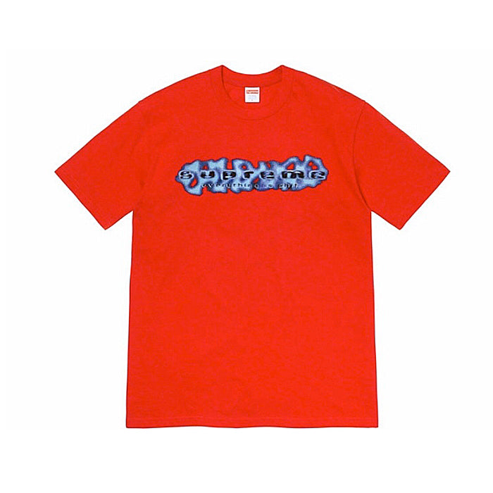 Supreme Everything Is Shit Tee- Red