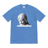 Supreme Everywhere Tee- Dusty Light Royal