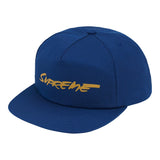 Supreme Futura Logo 5-Panel- Navy