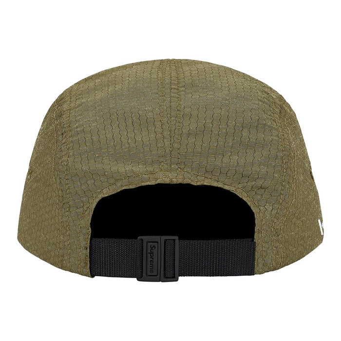 Supreme Honeycomb Ripstop Camp Cap- Olive