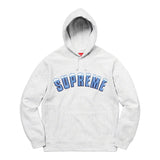 Supreme Icy Arc Hooded Sweatshirt- Ash Grey