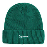 Supreme Loose Gauge Beanie (FW20)- Teal