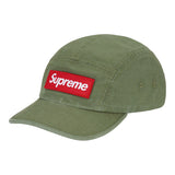 Supreme Military Camp Cap (FW20)- Olive