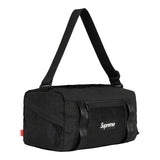 Supreme Mini Duffle Bag- Black