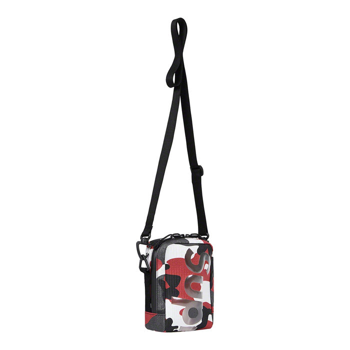 Supreme Neck Pouch (SS21)- Red Camo