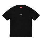Supreme Oval S/S Top- Black