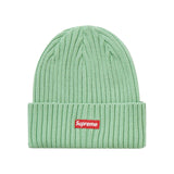 Supreme Overdyed Beanie (SS20)- Mint Green