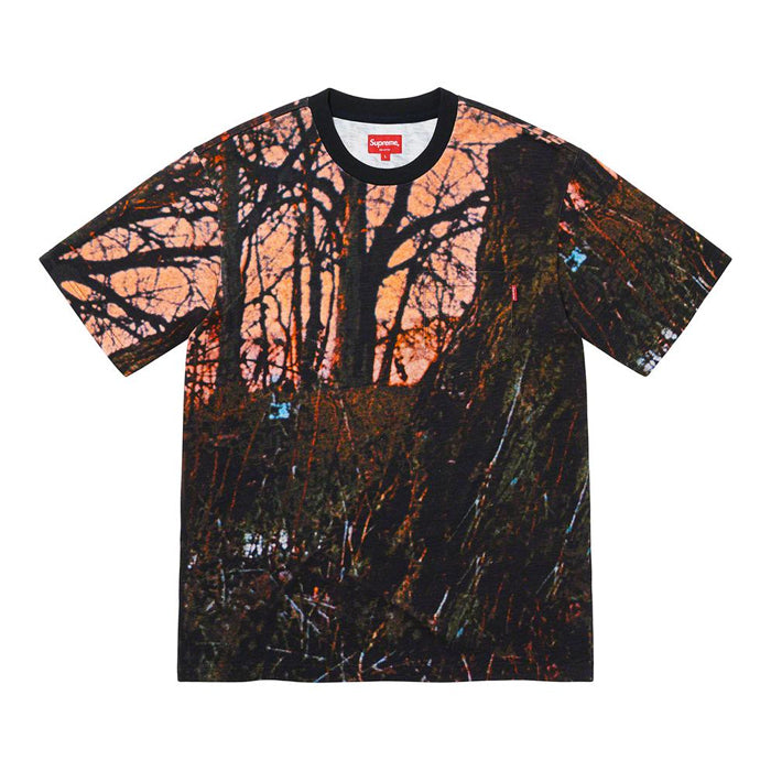 Supreme S/S Pocket Tee- Woods