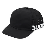Supreme Side Logo 5-Panel- Black