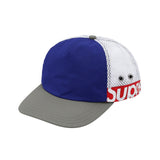 Supreme Side Logo 5-Panel- Royal