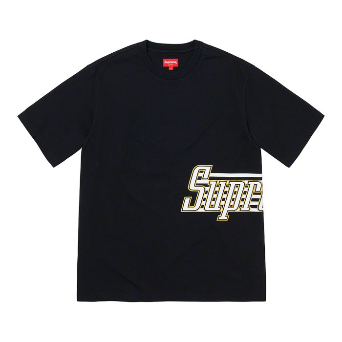 Supreme Side Logo S/S Top- Black
