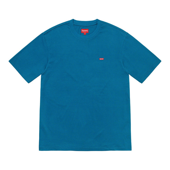 Supreme Small Box Tee (FW20)- Teal