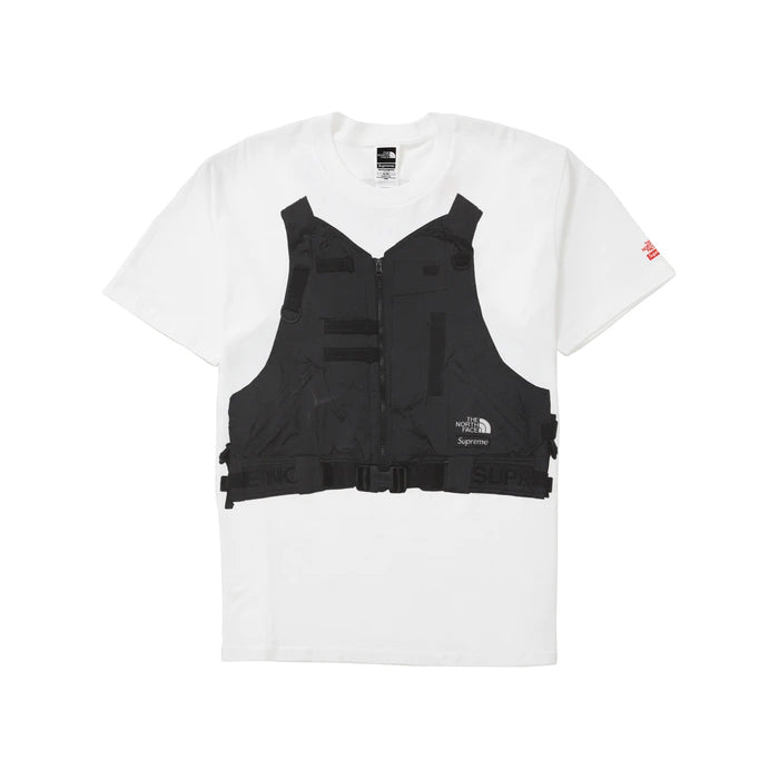 Supreme The North Face RTG Tee- White