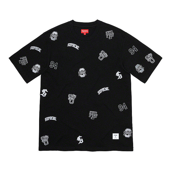 Supreme University S/S Top (SS20)- Black