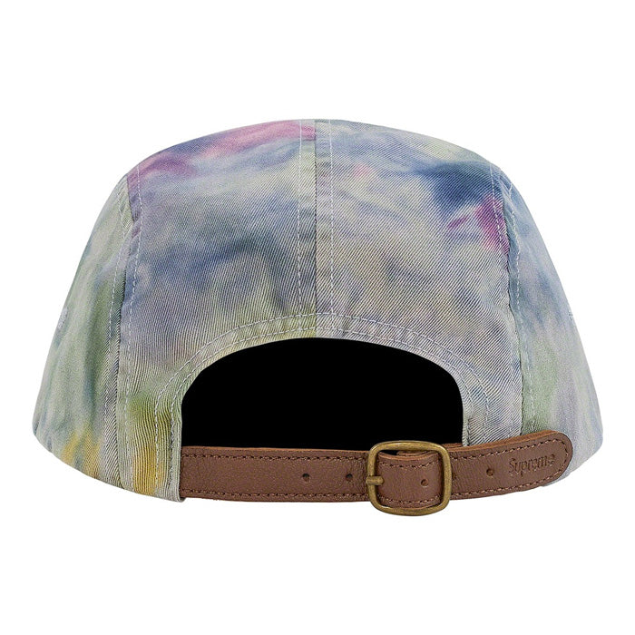 Supreme Washed Chino Twill Camp Cap (SS21)- Multicolor