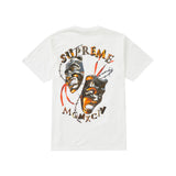 Supreme Laugh Now Tee- White