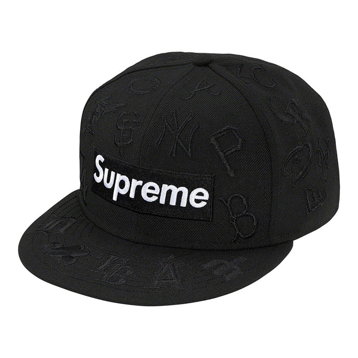 Supreme®/MLB New Era®- Black