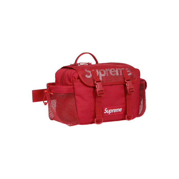Supreme SS20 Waist Bag- Dark Red