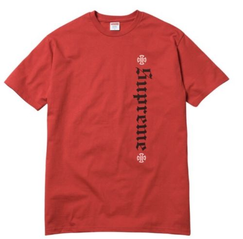 Supreme®/Independent® Old English Tee