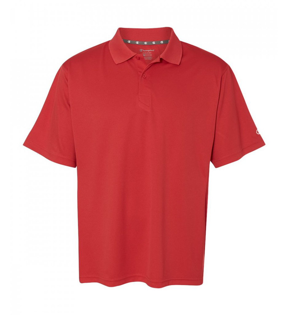 Champion Ultimate Double Dry Performance Sport Shirt (Red)
