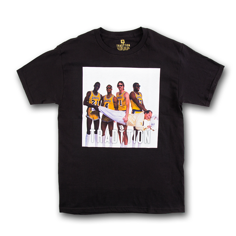 Lakers Showtime Tee