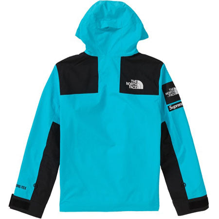Supreme The North Face Arc Logo Mountain Parka- Teal