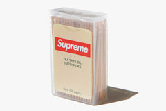 Supreme Tea Tree Oil Toothpicks