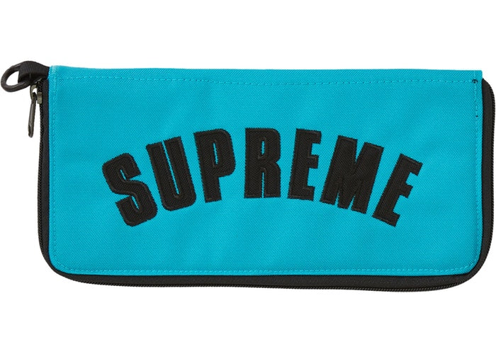 Supreme The North Face Arc Logo Organizer-Teal