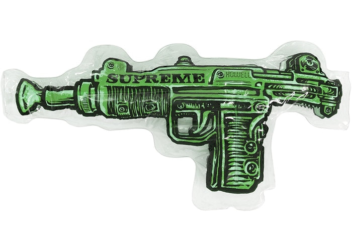 Supreme Toy Uzi Inflatable Pillow- Lime